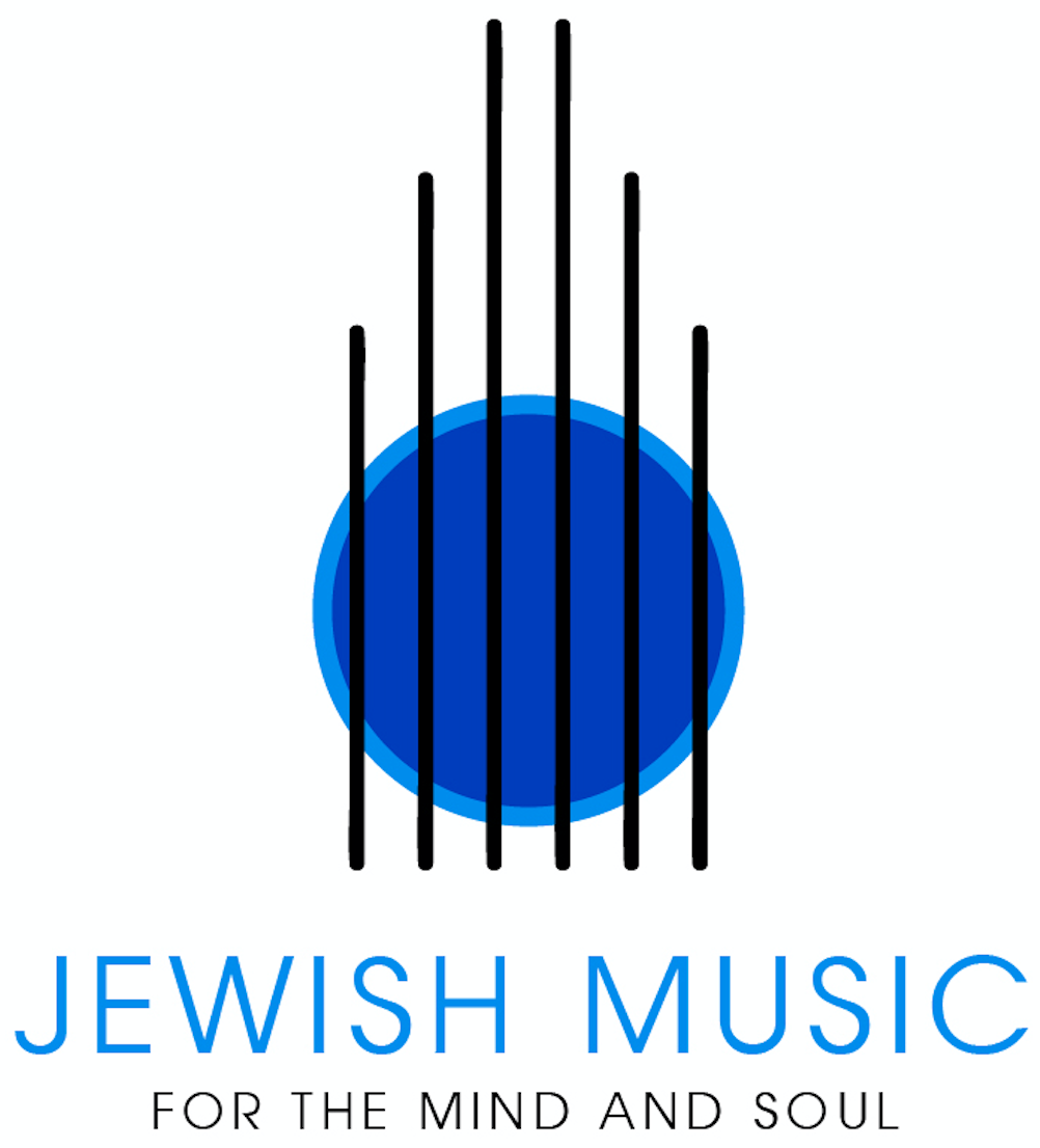 Jewish Music for the Mind and Soul Logo